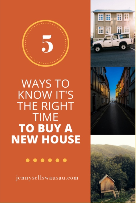 5 Ways To Know It's The Right Time To Buy A New House
